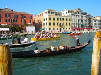 Race on the Grand Canal