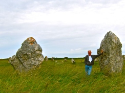 Menhirs at Camaret