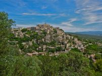 Hilltop towns of Gordes