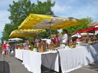 Market day at L'Isle-sur-la-Sorgue