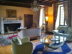 Chateau main salon