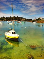 Small Port of Saint Guirec