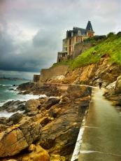Dinard coastal walk