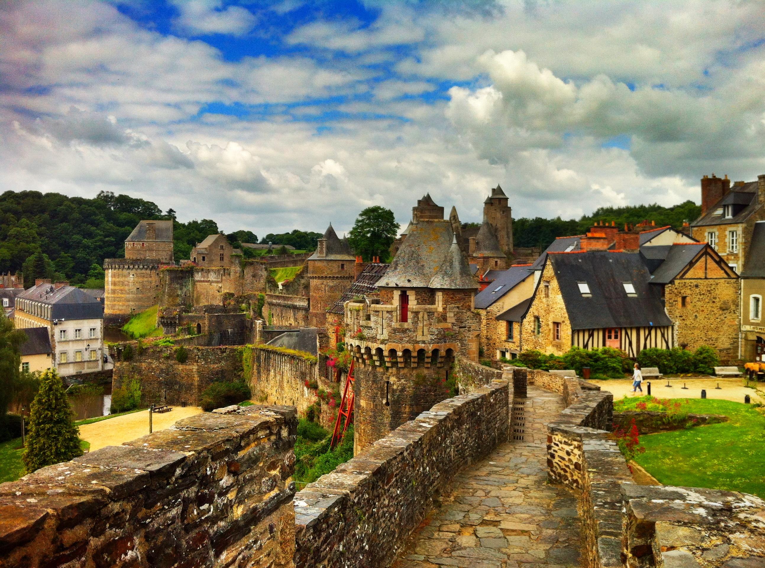 Bretagne Flojohn Travels