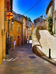 Streets of Menerbes