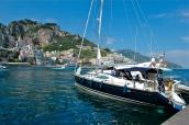 Docked at Amalfi