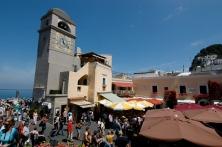 Capri - crowded!