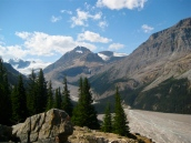Icefield Parkway viewpoint
