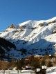 Mountains surrounding Auron