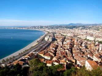 Nice Promenade des Anglais