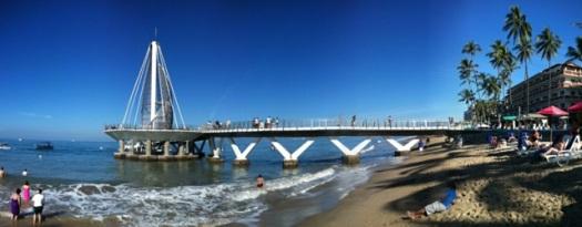 New Los Muertos Pier