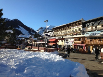 Village of Auron, Hotel Las Donnas