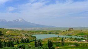Monastery Valley from Guzelyurt