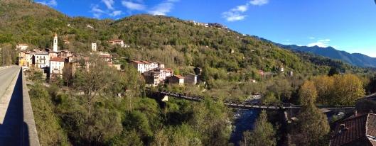 Belvedere from Roquebilliere