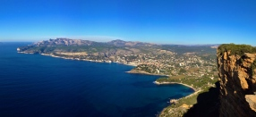 Route des Cretes between Cassis & La Ciotat