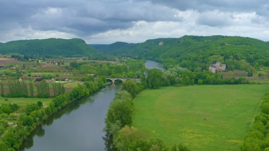 Dordogne River - 1