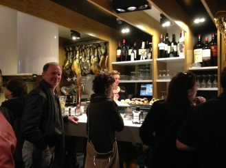 Calle Laurel tapas bar in Logroño