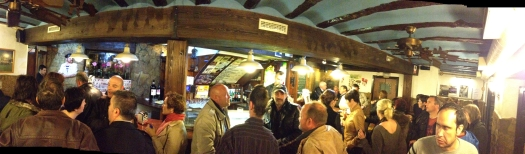 Calle Laurel tapas bar in Logroño