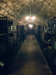 Private cave of Chateau Pontet Canet