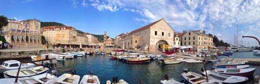 Port of Hvar Town