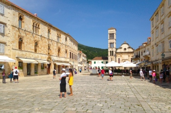 Strada of Hvar Town