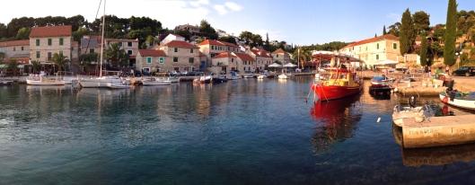 Port of Soldat, Croatia