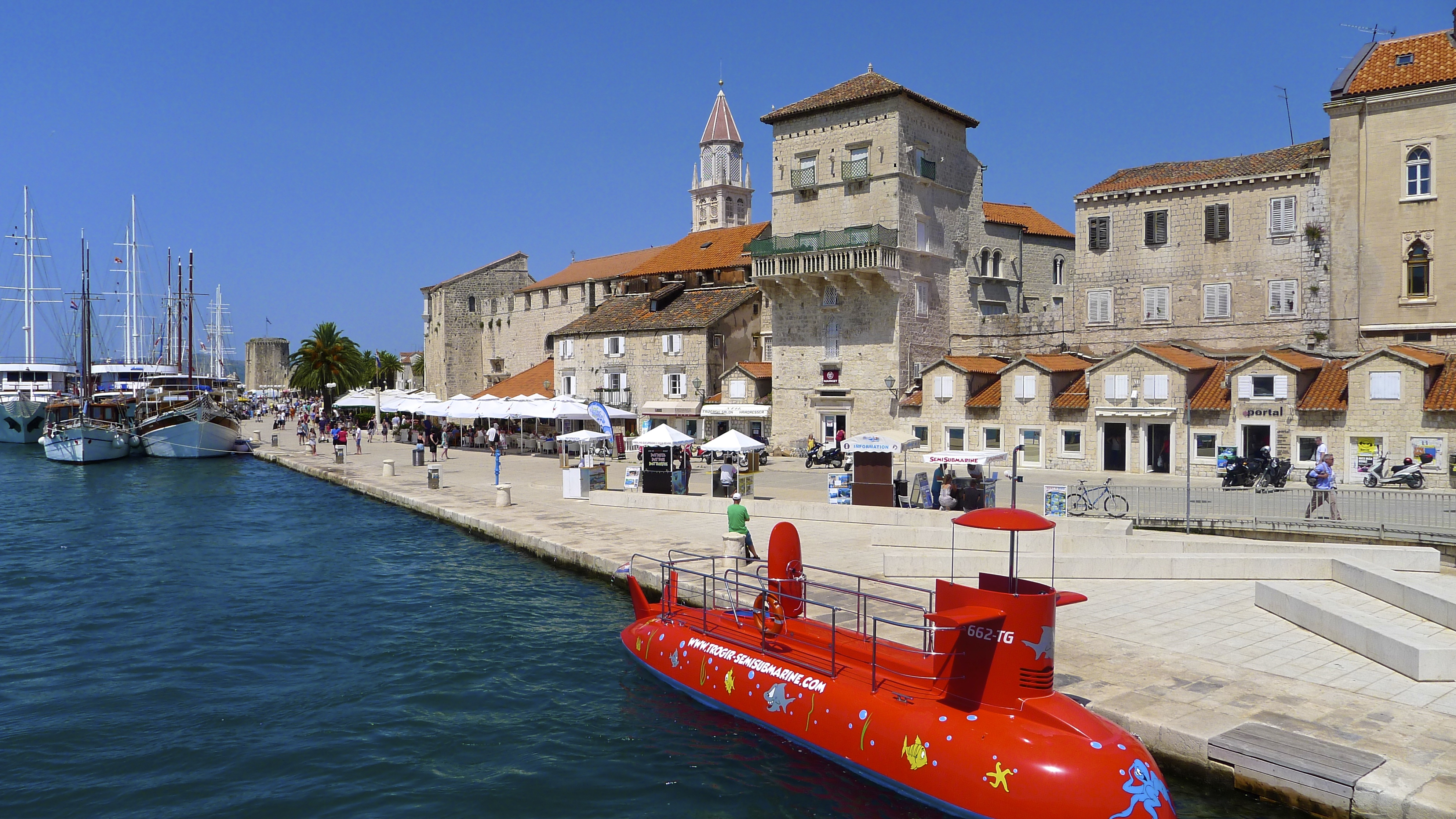 Trogir Croatia  city pictures gallery : trogir croatia 5
