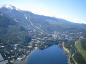Whistler aerial