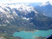 Whistler region aerial