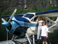 Seaplane excursion