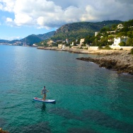 My return to Cap d'Ail