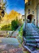 Peillon, France