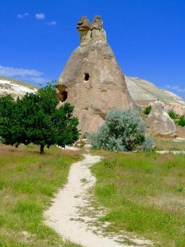 Capadoccia, Turkey