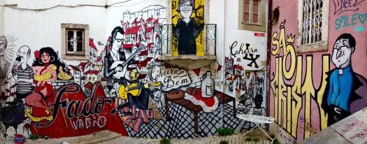 Lisbon Mural