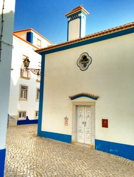 Streets of Ericeira