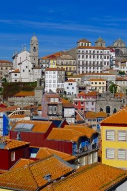 Porto hillside