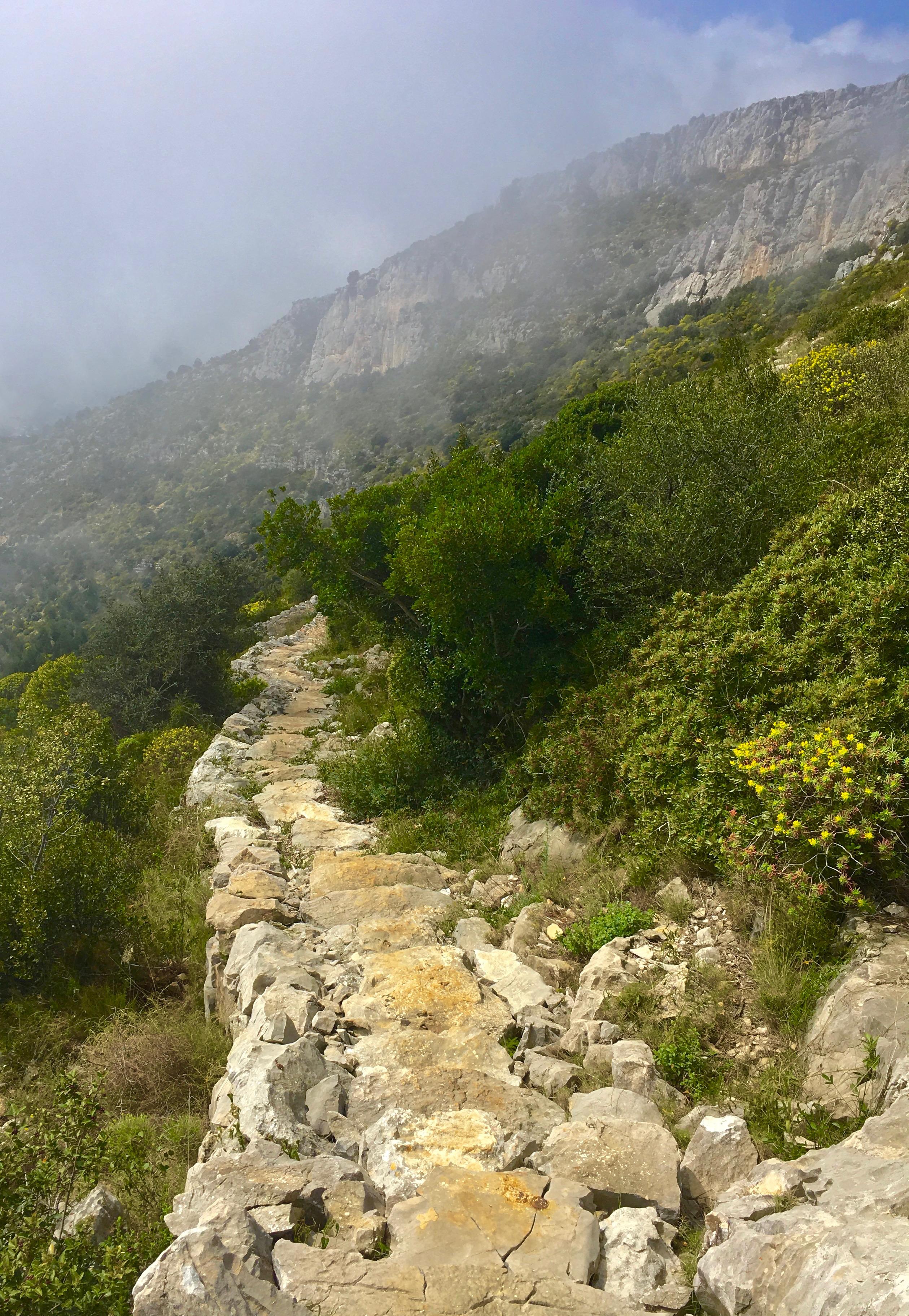 Cote D Azur Hike Tete De Chien Flojohn Travels
