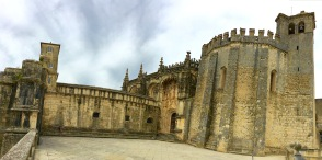 Castle entrance