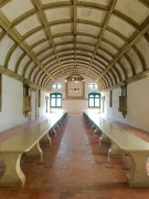 Dining hall of the convent