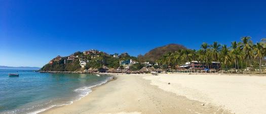 La Cruz Beach