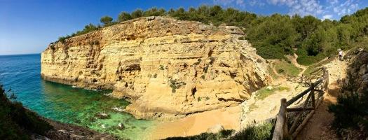 Vale Espinhaco Beach