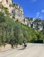 Descent into L'Escarene
